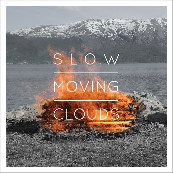 Slow Moving Clouds CD Cover
