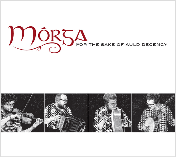 Morga CD Cover 2013