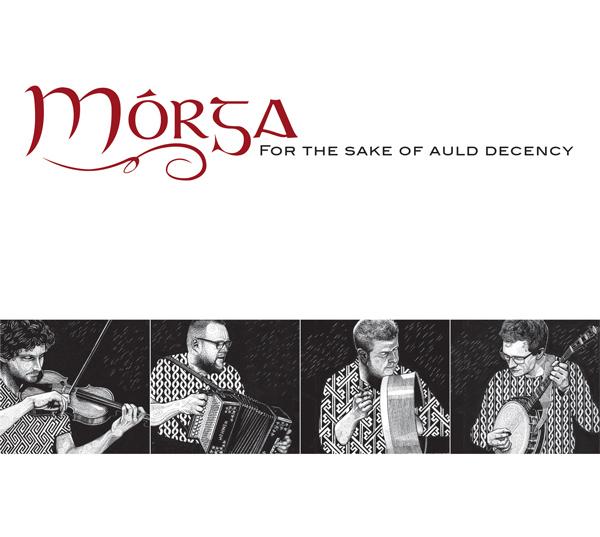 Morga 2013 CD cover